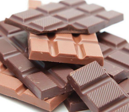 pure chocolade