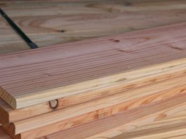 lariks hout