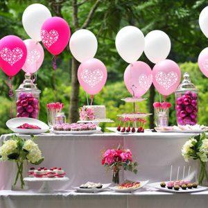 Bruiloft decoratie pakketten